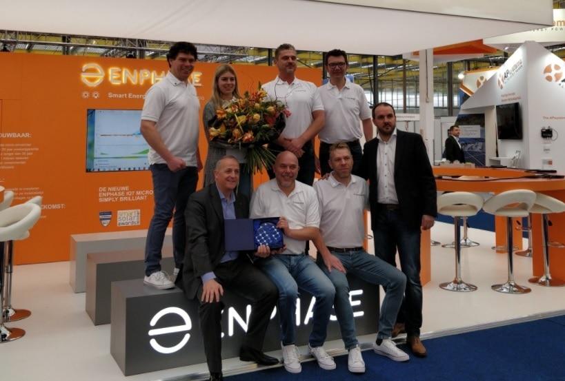 Enphase award