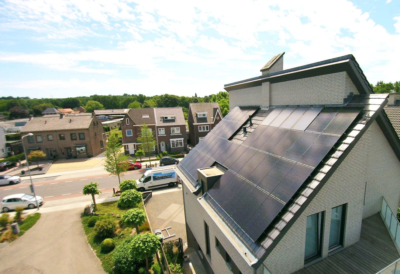 Zonnepanelen en zonnecollectoren