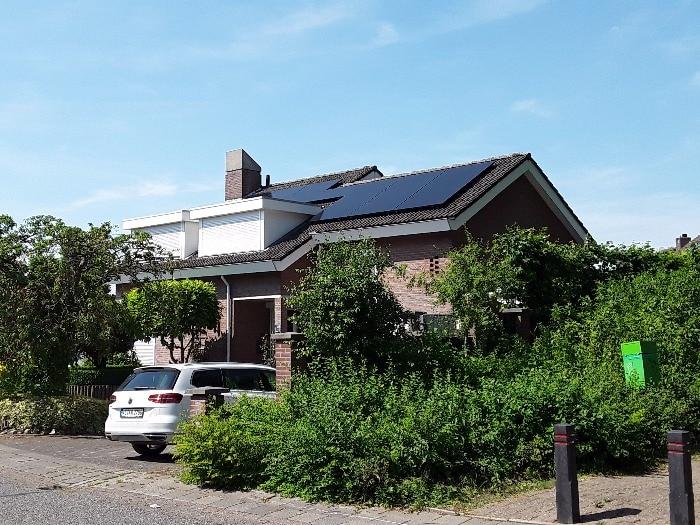 Zonnepanelenproject parkstad Kerkrade