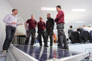 volta solar training