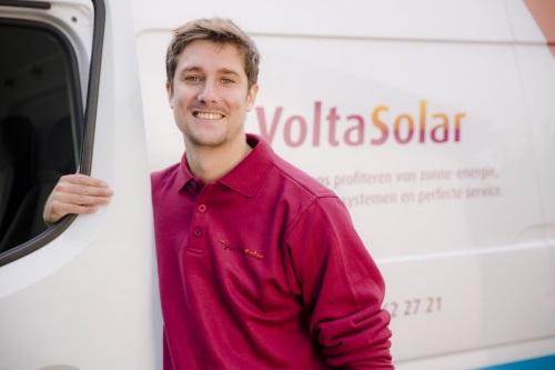 service zonnepanelen