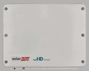solaredge setapp omvormer