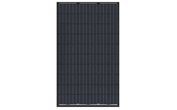 SolarWatt 295 Wp glas-glas Mono Black