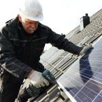 montage volta solar