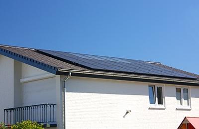 zonnecollectoren volta solar
