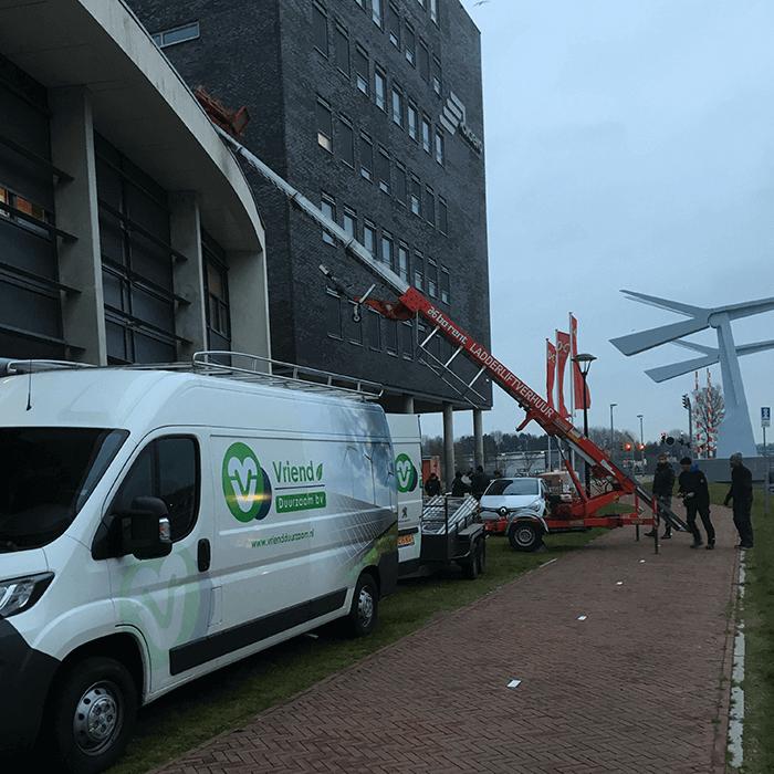 project zonnepanelen Drenthe college