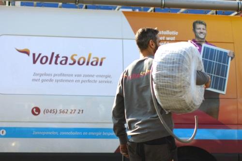 Word installatiepartner van Volta Solar